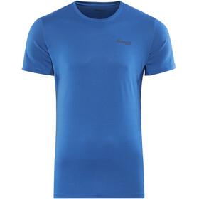Bergans Fløyen - Camiseta manga corta Hombre - azul